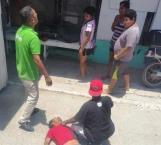 Cae por golpe de calor en Nuevo Progreso