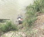 Fallecen padre y bebita en río