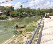 Buscan a hombre ahogado en el Rodhe