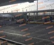 Amanece en calma puente Reynosa-Hidalgo