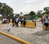 Alejan a migrantes del Puente Nuevo en Matamoros