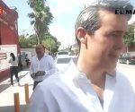 El delegado federal en su visita a Río Bravo