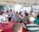 Forman dirigencia de  la UGOCM Río Bravo