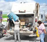 500 Toneladas de basura se recolectan por semana en Reynosa