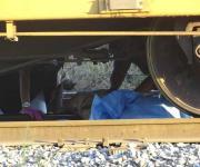 Muere peatón arrollado por el tren en Invasión 2000
