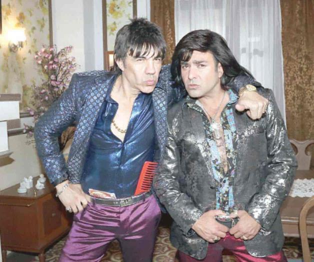 Vuelven Guapos Y Millonarios Nosotros los guapos is a mexican sitcom that premiered on blim on august 19, 2016. vuelven guapos y millonarios