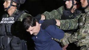Dan Cadena Perpetua y 30 años de prisión a El Chapo