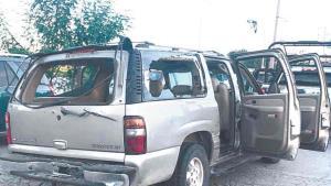 Matan a policía; 5 más heridos