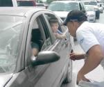 Promueven el uso del cinturón de seguridad