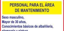 INSTITUTO RECONOCIDO SOLICITA: