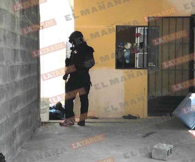 Reportan cadáver putrefacto en la colonia Loma Real