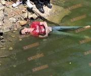 Hallan cuerpo de hombre flotando en aguas del canal Anzaldúas