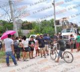 Apagón masivo este viernes en Río Bravo