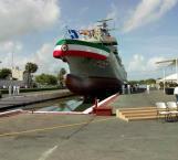 Primera dama amadrina Patrulla Oceánica Tabasco PO-168