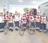 Tiene Cruz Roja 15 voluntarios