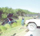 Ocasiona choque en carretera Ribereña