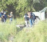 Van tres muertos en Rodhe