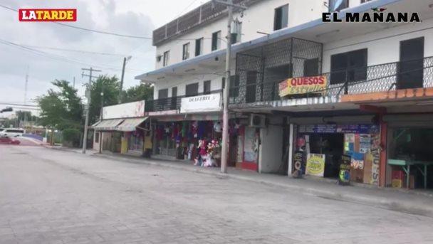 Dan comerciantes ultimátum de 72 horas para abrir calle
