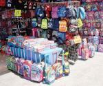 Padre de familia, para este regreso a clases, ¿dónde heces tus compras de útiles escolares?