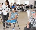 Benefician a 150 con jornada oftalmológica
