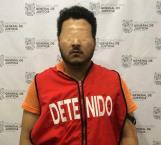Detienen a presunto violador de una menor