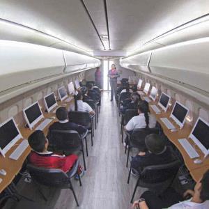 Un vuelo al conocimiento
