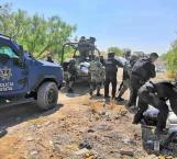 Incautan 250 kilos de droga en Nuevo Laredo