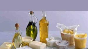 Usos del aceite, manteca y mantequilla