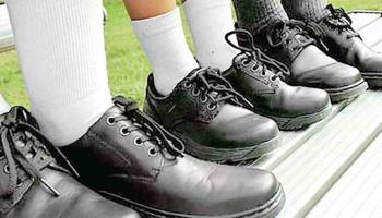 Cuide los pies de sus hijos