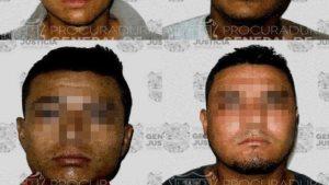 Estarán 90 años en prisión por secuestro agravado
