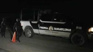 Matan en emboscada a policía y hieren a tres más en Nuevo Laredo