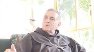 Habló obispo con líderes del narco