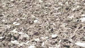 Genera tierra seca gastos y desgastes