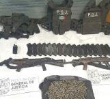 Disparan contra Federales