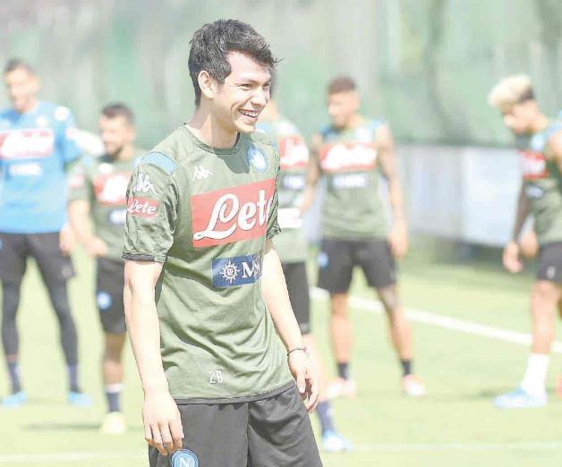 """""""El Chucky"""" levantará la calidad de ataque del Napoli"""