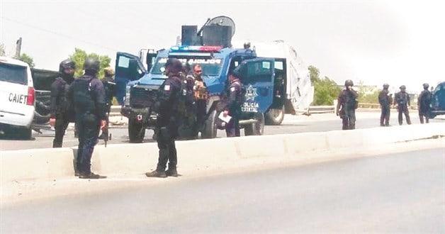Enfrentamiento entre policías y sicarios del Cártel del Noreste deja siete muertos