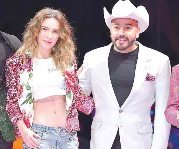 Lupillo Rivera habla sobre relación con Belinda: 'Somos simplemente amigos'