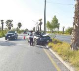 Distraído lesiona a conductor