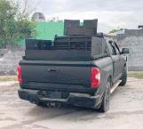 Mueren ocho pistoleros en Nuevo Laredo