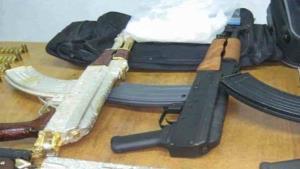 Nueva ruta para tráfico de armas