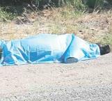 Identifican cuerpo encontrado tirado en carretera estatal