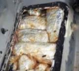 Asegura GN 17 kilos de Crystal en carretera Victoria-Matamoros