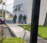 Abaten militares a un pistolero en centro de Miguel Alemán