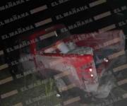 Aseguran dos autos en Reynosa; se enfrentaban grupos armados