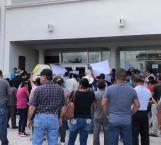 Protestan tianguistas por propuesta de imponer impuesto a informales
