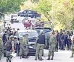 Mueren, militar y 14 hombres en Iguala