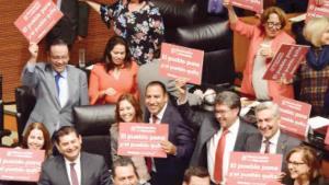 Senado avala revocación de mandato, con ajustes