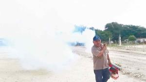 Repuntan los casos probables de dengue