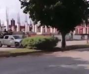 Comando armado desata balacera en Culiacán, tras captura del hijo de El Chapo