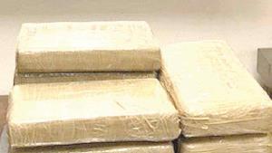 Incautan cocaína y metanfetaminas